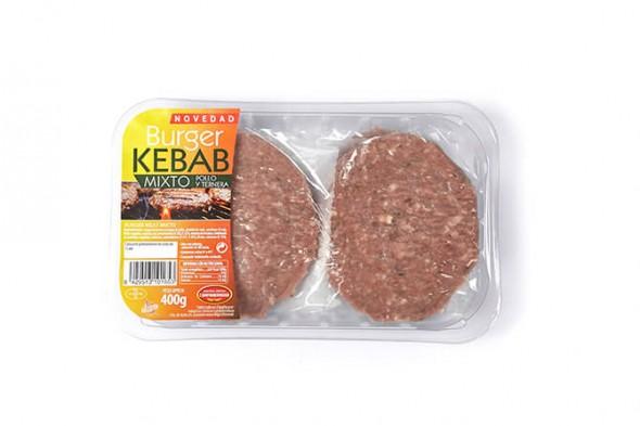 Burgerkebab mixto
